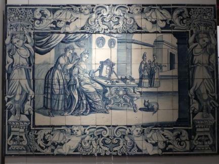 Lisbonne Musée des Azulejos (14)