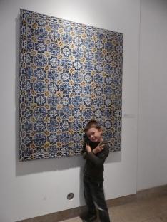 Lisbonne Musée des Azulejos (4)