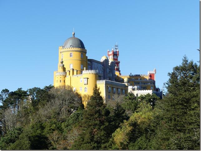 Sintra, Palais de Pena (46)