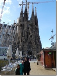 Barcelone-Sagrada familia (1)