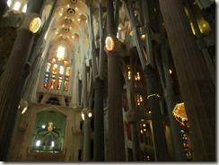 Barcelone-Sagrada familia (2)