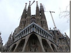 Barcelone-Sagrada familia (4)