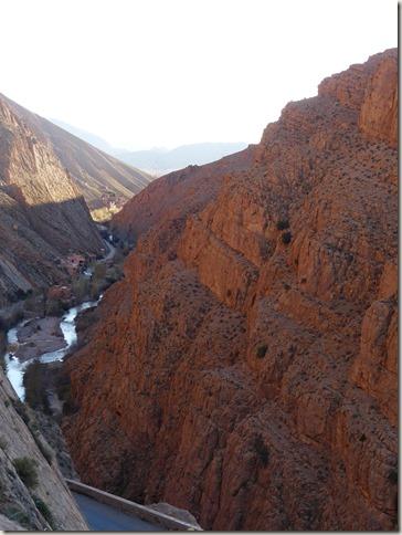 Vallée des gorges du Dadès (13)