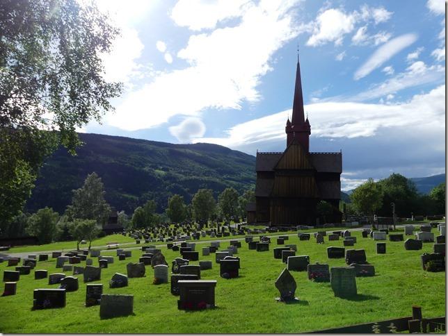 Ringebu - Eglise en bois debout (1)