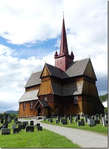 Ringebu - Eglise en bois debout (3)