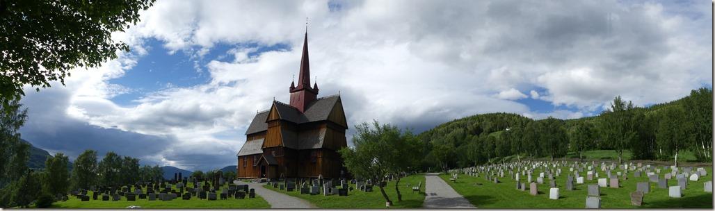 Ringebu - Eglise en bois debout (7)