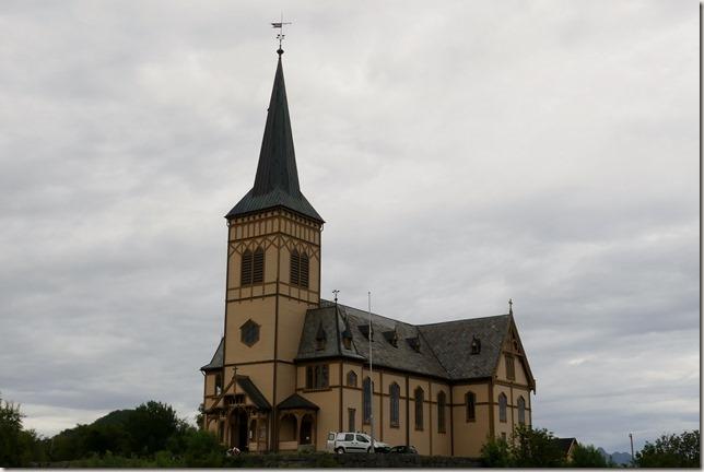 Iles Lofoten - Cathédrale  (7)