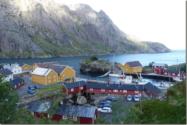 Iles Lofoten - Nusfjord (9)