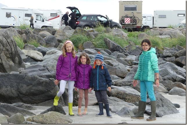 Iles Lofoten - Plage de Flakstad (14)