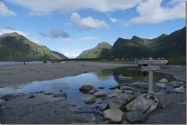 Iles Lofoten - Plage de Flakstad (26)