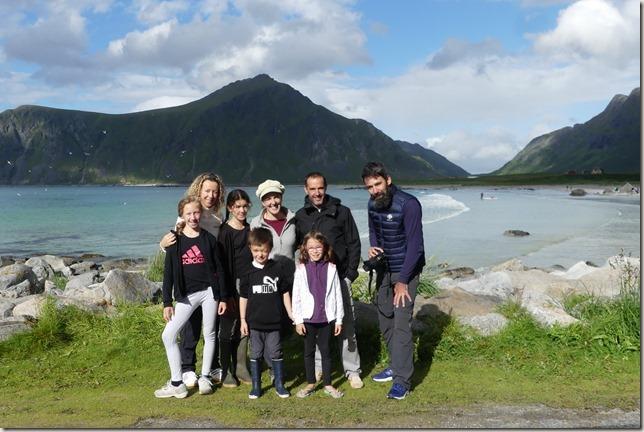 Iles Lofoten - Plage de Flakstad (30)