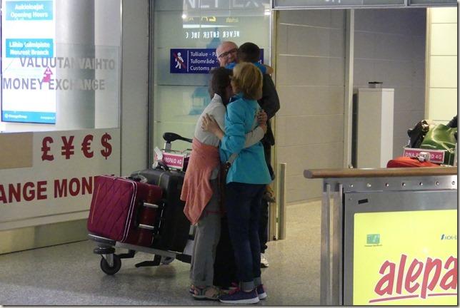 Arrivée aéroport (4)