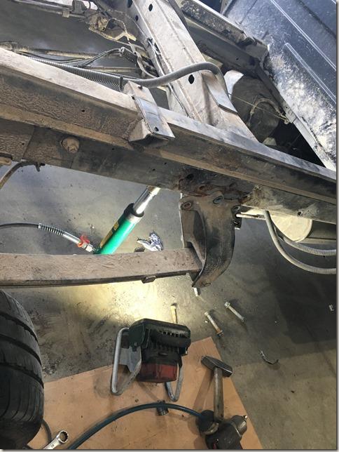 Réparation châssis (11)