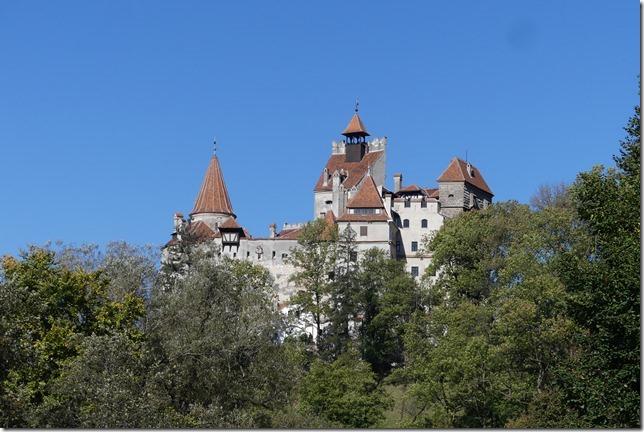 Bran - Château de Dracula (2)