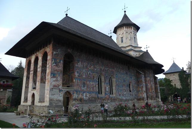 Bucovine - Monastère de Moldovita (4)
