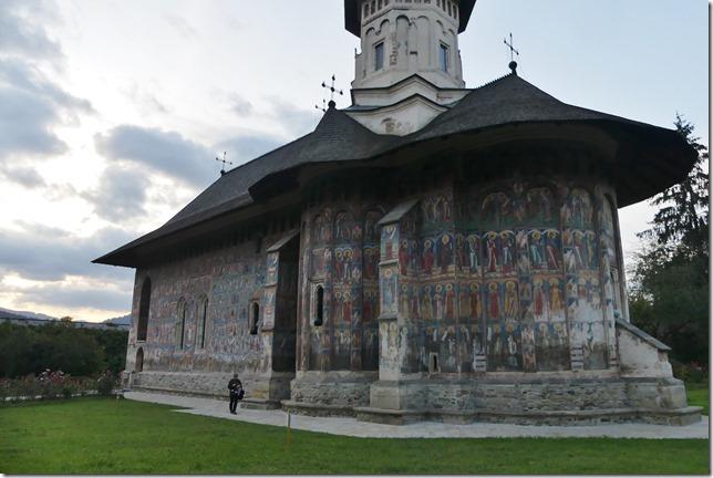 Bucovine - Monastère de Moldovita (9)
