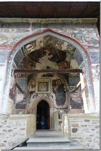 Bucovine - Monastère de Sucevita (11)