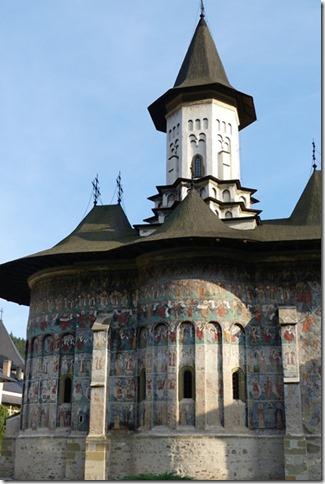 Bucovine - Monastère de Sucevita (19)