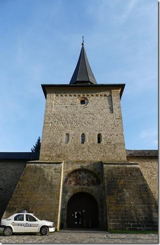 Bucovine - Monastère de Sucevita (23)