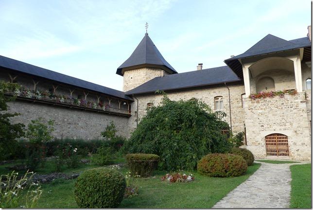 Bucovine - Monastère de Sucevita (3)