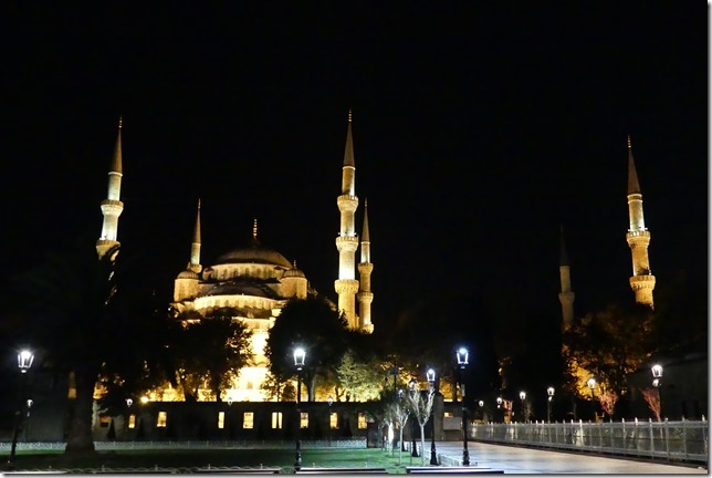 Istanbul by night (11)