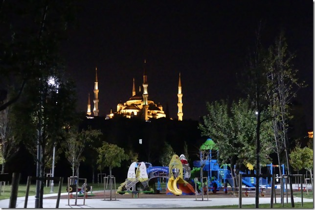 Istanbul by night (1)
