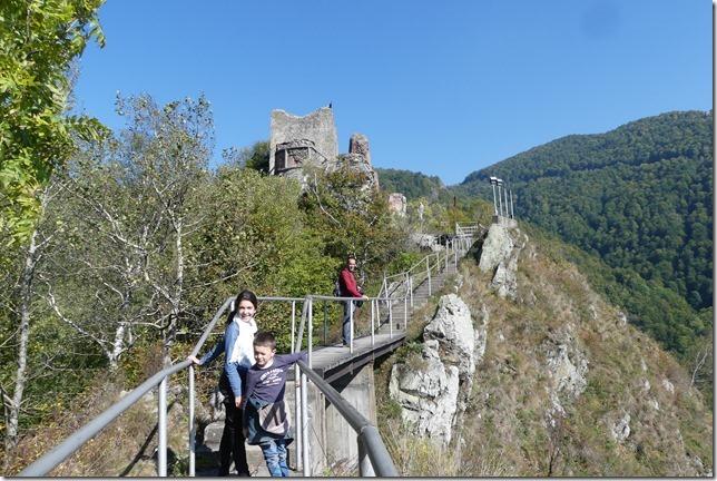 Les Carpates - Vrai chateau de Dracula (11)