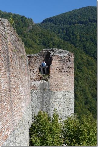 Les Carpates - Vrai chateau de Dracula (27)