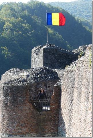 Les Carpates - Vrai chateau de Dracula (30)