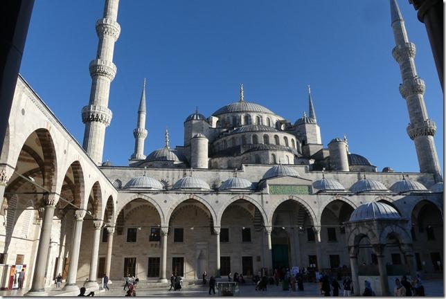 Mosquée bleue (9)