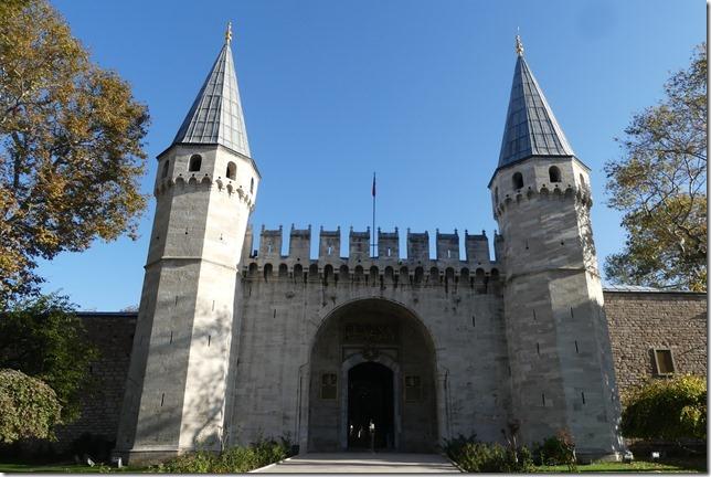 Palais Topkapi (2)