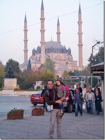 Turquie, Edirne, Mosquée de Selim (2)