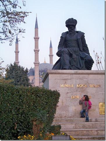 Turquie, Edirne, Mosquée de Selim (4)
