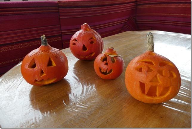 Citrouilles d'Halloween (5)