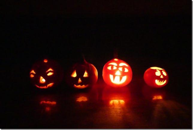 Citrouilles d'Halloween (6)