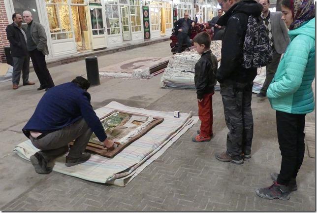 Tabriz - grand bazar (29)