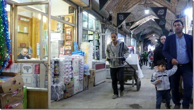 Tabriz - grand bazar (37)