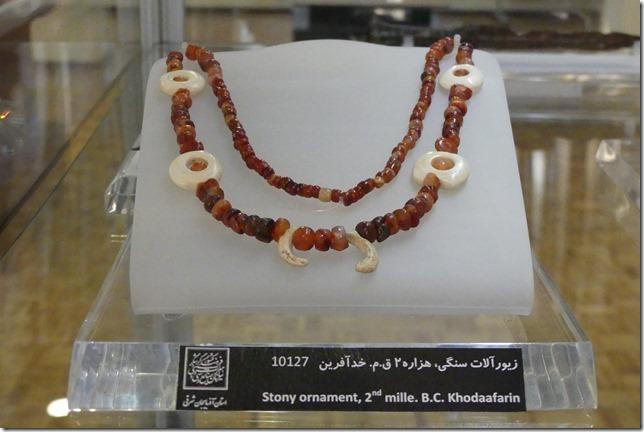Tabriz - Musée de l'Azerbaïdjan (7)