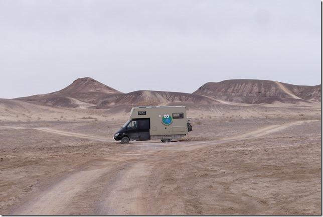 Autour Kashan - désert (174)