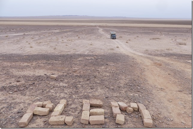 Autour Kashan - désert (178)