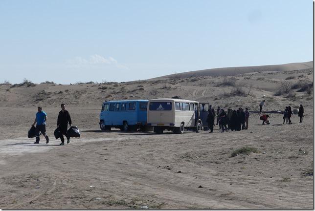 Autour Kashan - désert (297)