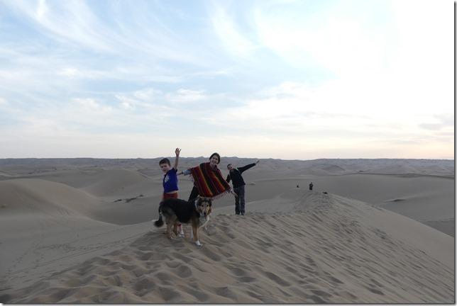 Autour Kashan - désert (29)