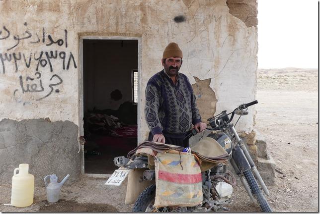 Autour Kashan - désert (88)