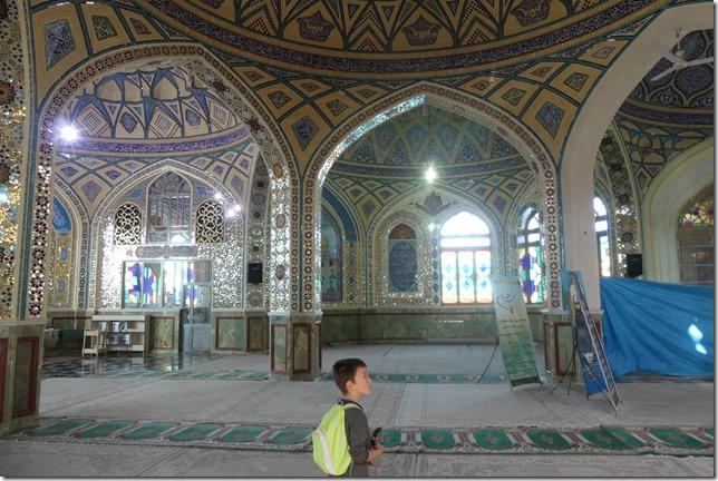 Autour Kashan - mosquée (15)