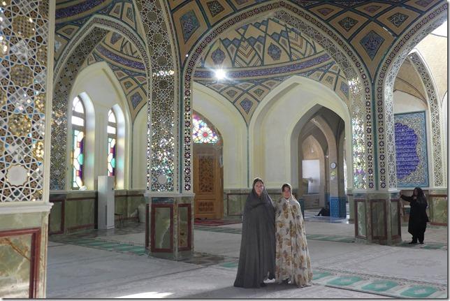 Autour Kashan - mosquée (35)