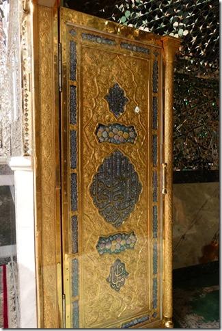 Autour Kashan - mosquée (39)