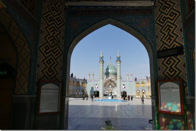 Autour Kashan - mosquée (47)