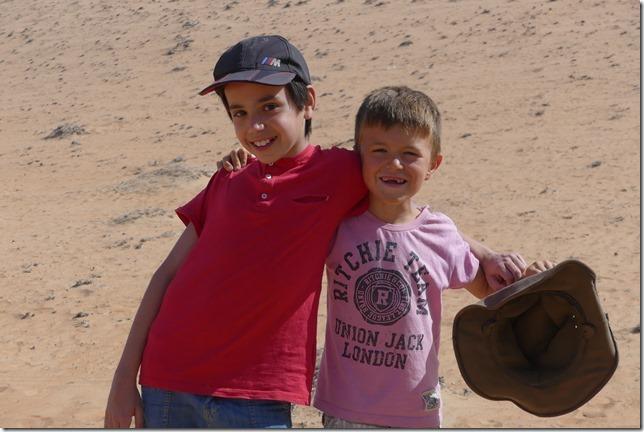 Dans le désert (103)