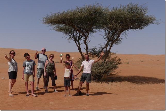 Dans le désert ! (104)