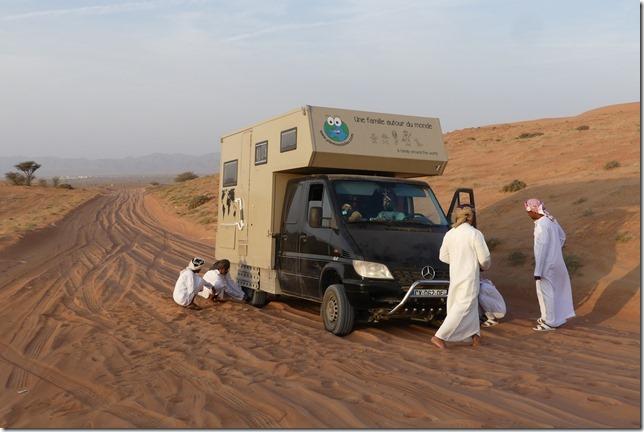 Dans le désert ! (4)